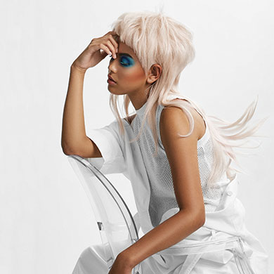 Blank Space – Hair Collection by Chelsea James