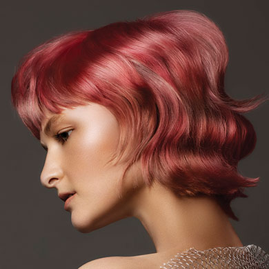 How to Freshen Up Your Clients' Red Hair Colours